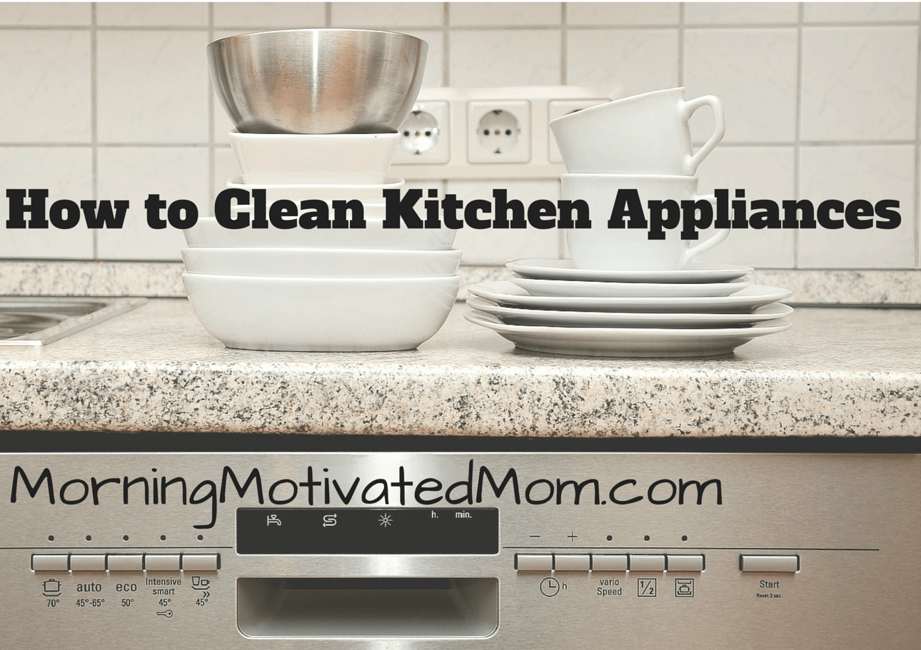 how to be motivated to clean