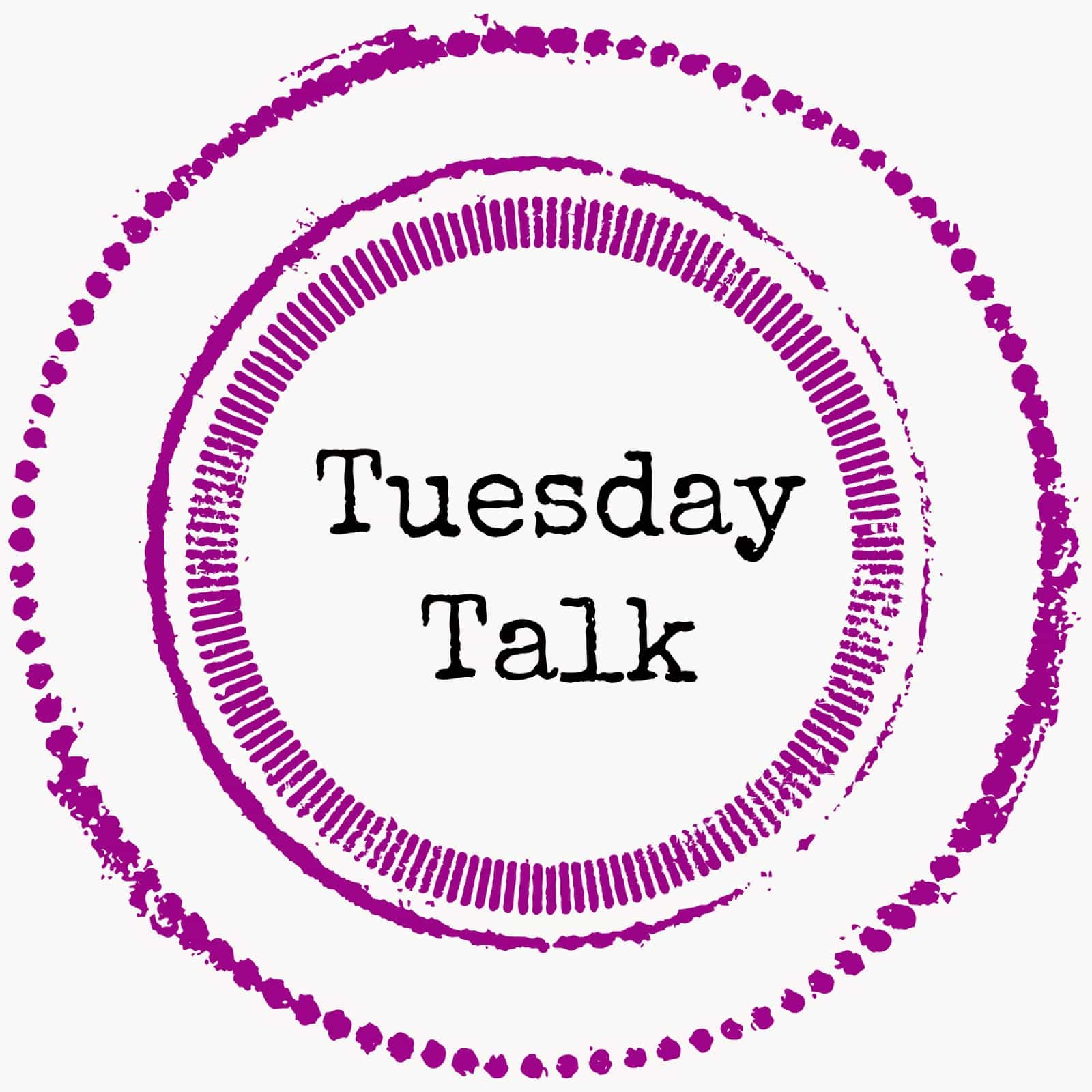 Tuesday Talk Link Party button