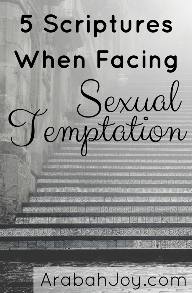 5 Scriptures When Facing Sexual Temptation PIN