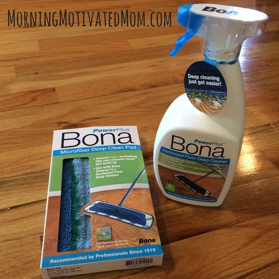 Can You Use Vinegar On Wood Floors: How To Clean Your Hardwood Floors With The Bona PowerPlus