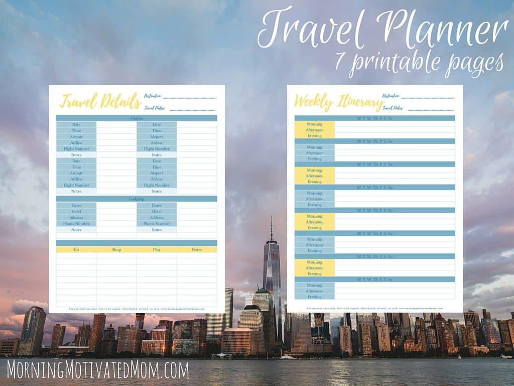 Travel Planner Printables (7)